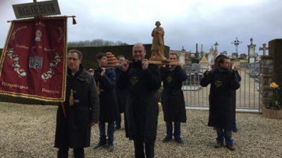 Une célébration traditionnelle mais teintée de modernité autour des vignerons de Bragelogne-Beauvoir.… + d'infos …